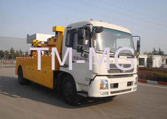 Durable Safe Reliable Wrecker Tow Truck , 5000kg Tow Trucks For Treating Vehicle Failure