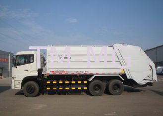 City Rear Loader Garbage Truck