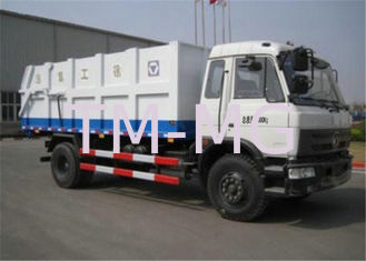 Custom Waste Collection Vehicles , Special Purpose Vehicles Garbage Dump Truck XZJ5120ZLJ