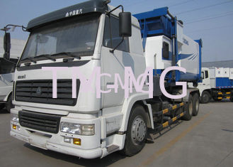 8 Tons XCMG Special Purpose Vehicles Garbage Container XZJ5161ZXX