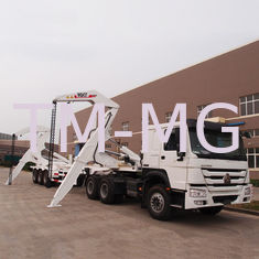 37 Ton Container Side Lifter Side Loader