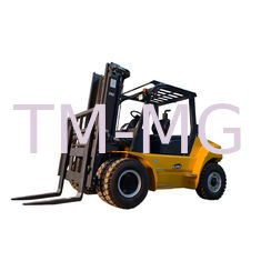 New 7 ton lift capacity hevy duty hydraulic manual diesel forklift FD70T